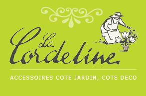 La cordeline - Accessoires côté jardin, côté déco