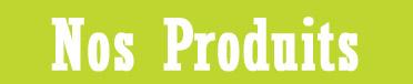 Liste des fournitures - Produits naturels pour le jardin et la deco