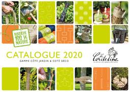 Catalogue fournisseur jardin naturel 2020