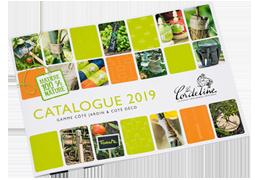 Catalogue fournisseur La Cordeline 2019